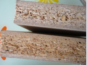 Solid Door Core Particle Board 33mm 35mm 38mm 44mm 54mm pictures & photos