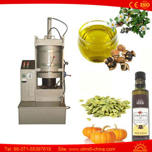 Sesame Extraction Almond Pumpkin Peanut Oil Cold Press Machine pictures & photos