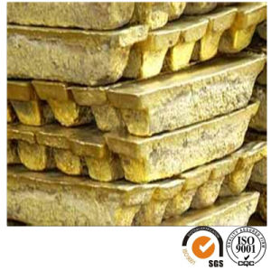High Purity Copper Ingot 99.999% to Sale pictures & photos