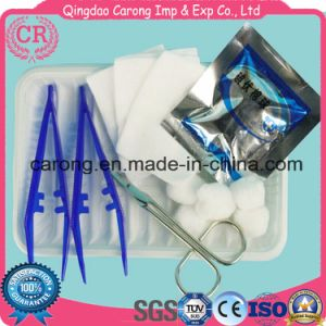 Disposable Medical Wound Dressing Kit pictures & photos