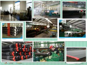 API 5CT Steel Pipe for Oil and Gas Transport