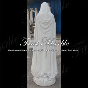 Hand-Carved Marble Stone Sculpture for Home Decoration Ms-1017 pictures & photos