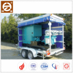 Mobile Electric Water Pump Station with Circulation pictures & photos