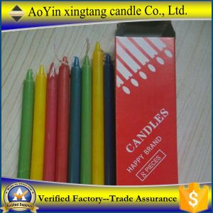 Palm Wax Candle White Wax Candle Manufacturer pictures & photos