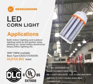 120W Dlc Listed Post Top Highbay Lighting pictures & photos
