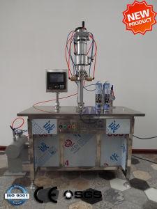 PLC Controlled Oxygen Gas Filling Machine (QGBG-YG) pictures & photos