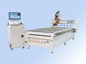 CNC Router Machine with Linear Automatic Tool Changer (XE1325/1530/2030/2040) pictures & photos
