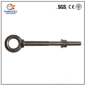 Forged Stainless Steel Regular Nut Eyebolts with Helix Nut pictures & photos