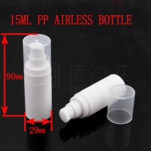 15 Ml Plastic Vacuum Flask Essence of Latex Bottle Bottle Vacuum Bottle pictures & photos