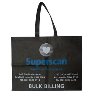 High Quality Non-Woven Shopping Bags for Advertisement (FLN-9045) pictures & photos