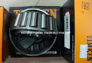 Timken 522/526 Taper Roller Bearings 33210 33208 33207 33206 33205 pictures & photos