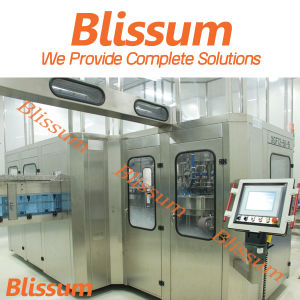 2017 New Type Complete Bottled Liquid Filling Line pictures & photos