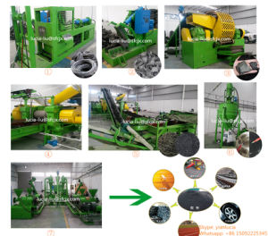Automatic Type Waste Tire Recycling pictures & photos