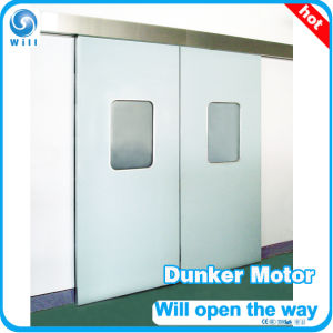 Automatic Hermetic Slidng Doors with Dunker Motor for Hospital /Operating Theatre (OR) /Electronic - Workshop pictures & photos