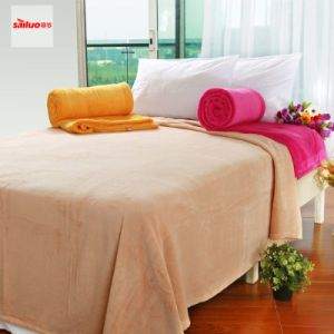 Polyester Blanket Printed Air Conditioning Blanket