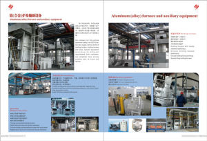 Aluminum (alloy) Furnace and Auxiliary Equipment pictures & photos