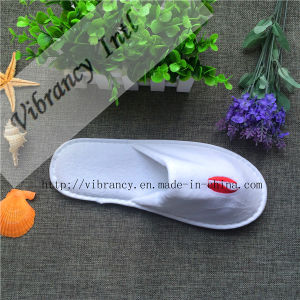 High Quality Disposable Hotel Slipper with Competitive Price Hotel Supplies pictures & photos