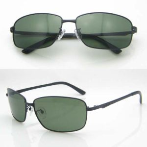 Best Selling Men Metal Polarized Sunglasses pictures & photos