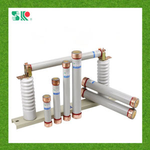 Indoor High Voltage HRC Fuse Link for Transformer Protection pictures & photos
