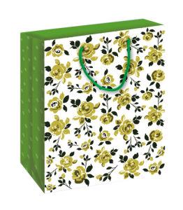 New Design Flower Gift Paper Bag (BS-006)