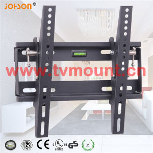 "LCD Heavy-Duty Tilting TV Wall Bracket for 17""-37.5"" Screen (PB-G03)"
