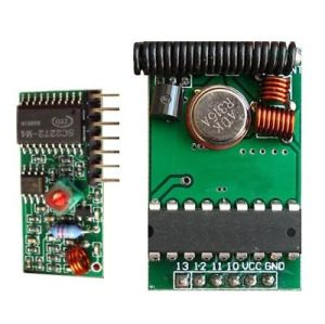 315MHz RF Link Kits with Encoder and Decoder