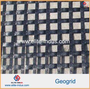 High Strength Polyester Uniaxial Geogrid pictures & photos
