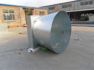 Cone Ventilation Fan for Greenhouse pictures & photos