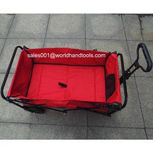 Folding Utility Wagon Folding Garden Cart pictures & photos