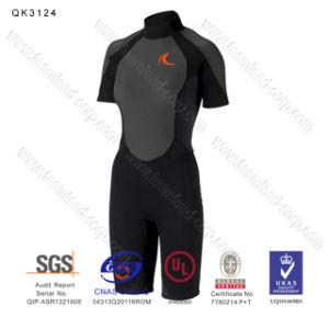 Aquatics Men′s Marine Shorty Wetsuit pictures & photos