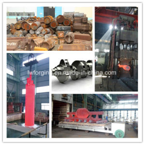 Forged Crankshaft Open Die Forging Free Forging Process From Big Factory pictures & photos