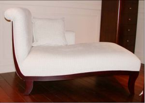 Lounge Chaise/Hotel Bedroom Furniture/Leisure Chair (GLL-003) pictures & photos