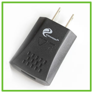 Steamoon EU, Us, UK, Aus Standard USB Adaptor/Wall Charger for Electronic Cigarette