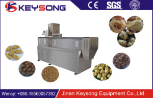 Soy Vegetarian Food Meat Analogous Food Making Machine pictures & photos
