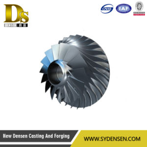 Customlized Good Quality Investment Casting Impeller for Water Pump pictures & photos