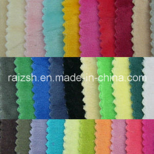 Velvet High-Grade Knitted Fabrics pictures & photos