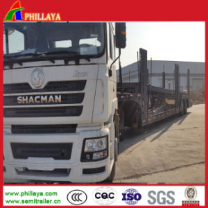 Euro Design Two Axles Car Carrier Semi Trailer pictures & photos