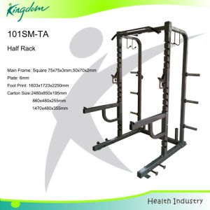 Commercial Power Rack/Smith Machine/Cross Fitness Commercial Gym Strength Equipment/Gym Equipment Rack pictures & photos