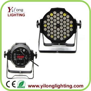Yilong Stage Lighting Factory 54PCS RGBW Alumium LED Wash Light