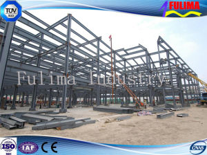 Prefabricated Steel Structure/Constructure Frame pictures & photos