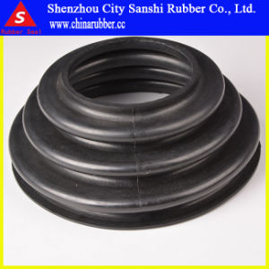 Customized Dust Proof Rubber Boots From China Factory pictures & photos