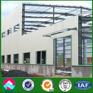Portal Building Frame Steel Workshop pictures & photos