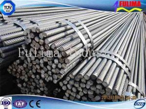 High Carbon Steel Wire Rod/ Deformed Bars (FLM-L-005) pictures & photos