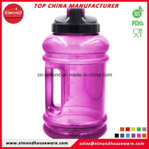 BPA Free 2.2L Big Protein Shaker with Handle pictures & photos