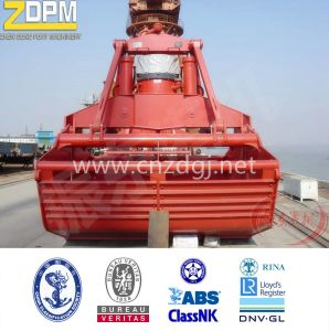 33-35t Electric Hydraulic Clamshell Grab pictures & photos
