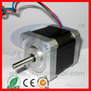 2 Phase Hybrid Stepper Motors 42mm 1.8 Degree Jk42hs34-0956 pictures & photos