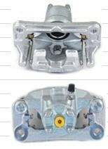 Brake Caliper (for MITSUBISHI PAJERO III/Montero) (UTS-MI-003) pictures & photos