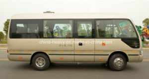 Chinese Co-Star Rhd/LHD 6m 20seats Luxurious Bus (COASTER Design) pictures & photos