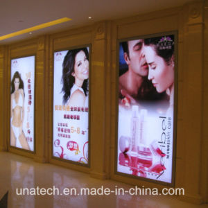 Banner Wall Mount Outdoor/Indoor Slim LED Billboard Light Box pictures & photos