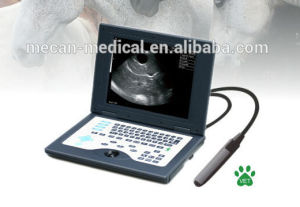PC Good Price Veterinary Ultrasound Scanner Portable Laptop pictures & photos